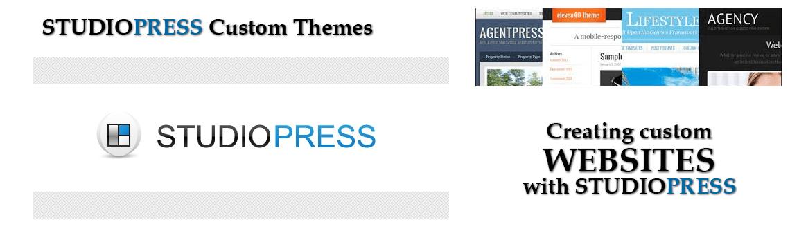 StudioPress Banner