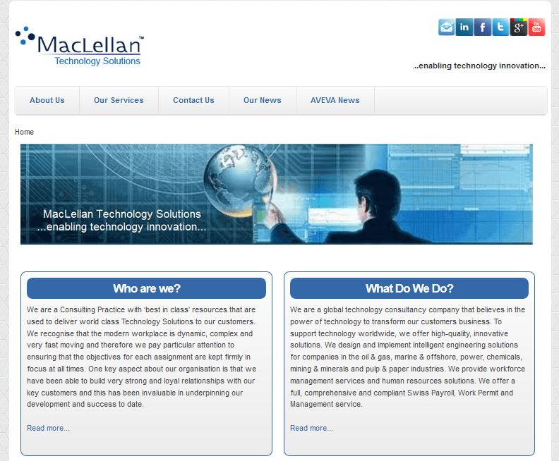 MacLellan Technology Solutions